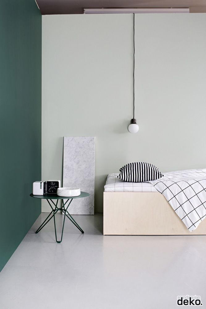 DIY: Reframe your bed with plywood