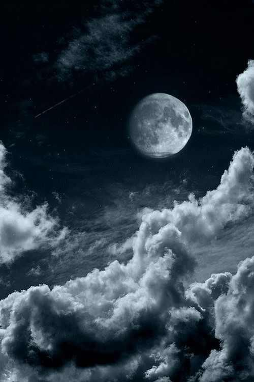 Moon - I can't find who took this, so if you please tell me
