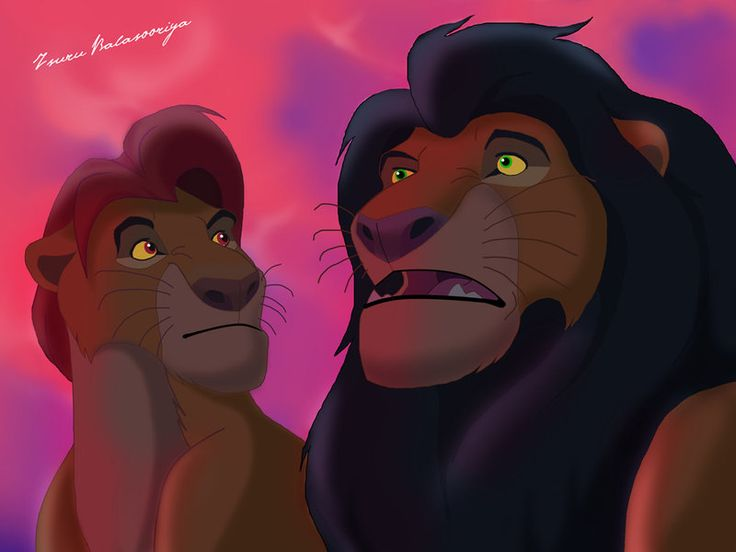 Ahadi Mufasa Times Are A Changing My Son By Isuru077