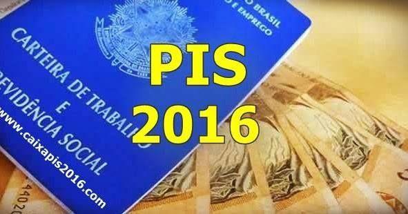 FOI DIVULGADO CALENDÁRIO DO PIS PASEP 2016/2017 – Veja quando você pode sacar seu