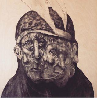 VIVENCIAS PLÁSTICAS: POUYA AFSHAR (1984) / NO ME ABANDONA EL DESTINO