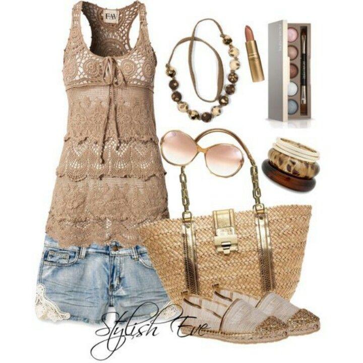 Totally beach wear