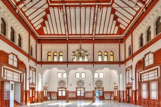 THE WORLD'S MOST BEAUTIFUL TRAIN STATIONS  - Sirkeci Railway Station, Istanbul