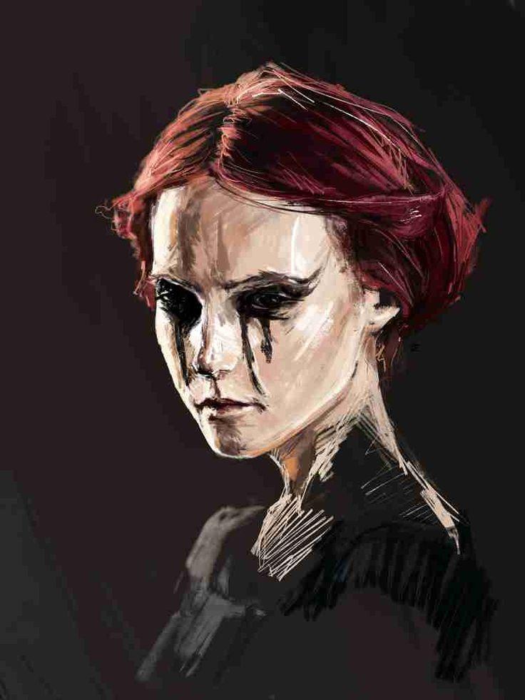 Dark Women - Alex Sobolesky Eu era apenas um menino de quinze anos, quando na escola te conheci, uma Deusa entre meros mortais que...