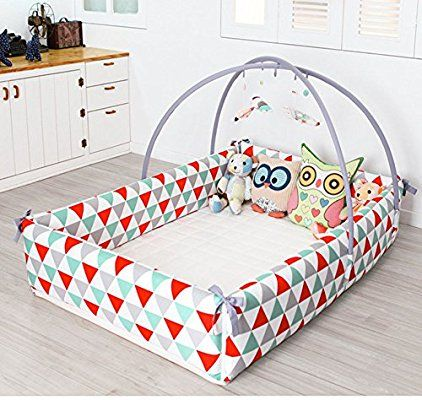 Amazon Com Maming Baby Bumper Bed Crib Bumper Triangle Baby
