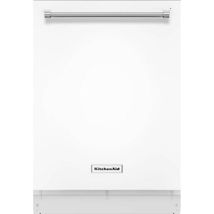 best buy kitchenaid white dishwasher