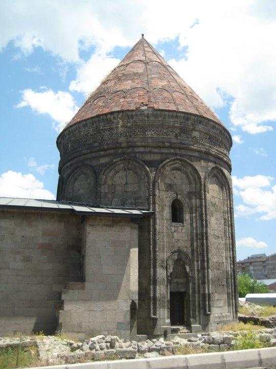 Erzurum Üç Kümbetler-2011