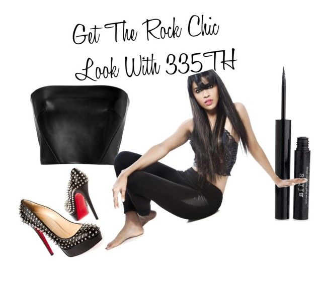 """""""Rock Chic Look With @335th! #ShopAtMayfair"""" by atmayfair ❤ liked on Polyvore…"""