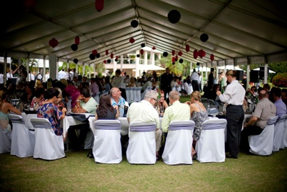 Longest Lunch Sheraton Mirage Port Douglas Carnivale