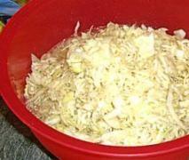 Krautsalat wie beim Griechen #Rezept