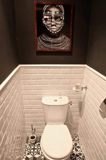 малогабаритная квартира,квартира в Париже,до и после,маленькая ванная,маленькая кухня,зеркало в интерьере