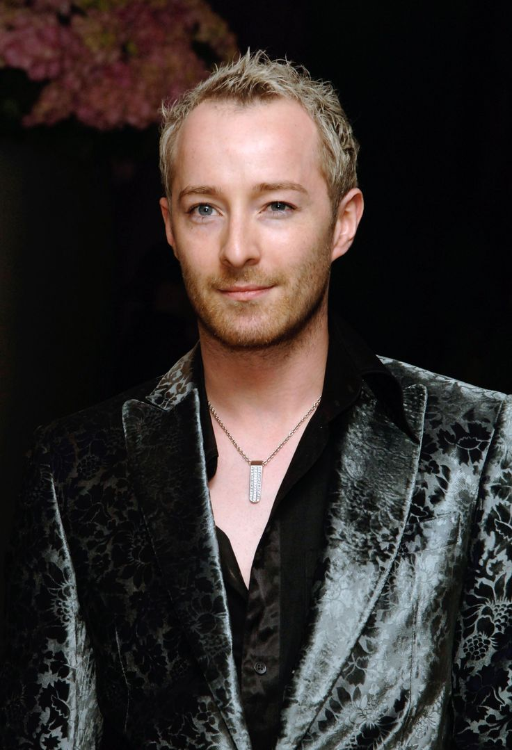 Scott Henshall: Fashion Designer - 11th.