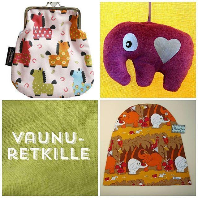 """Vaikka nimessä on """"vaate"""", on karnevaaleilla paljon myös hauskoja ja hyödyllisiä tarvikkeita - Suomessa tehtynä tietty. Vaunuretken oivia kavereita ovat kierrätyskankainen Arcoiiris-vaunuverho, heijastava Tikkerperi-vaunulelu ja @cosechashop 'in kukkaro johon saa kätevästi vaikka vanulappuja tai muuta pientä  #lastenvaunut #vauva #lastenvaatekarnevaali #hämeenlinna #hippalot #elokuu #madeinfinland #kotimainen #lastenvaunuhullut #vaunuverho #vauva2016 #kesävauva #cosecha #arcoiiris…"""
