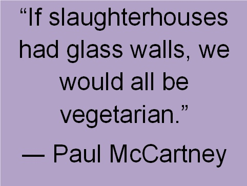 Quote from Paul McCartney