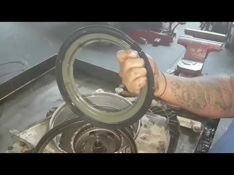 reparación de  transmision automatica chevrolet OPTRA 4HP16 - YouTube