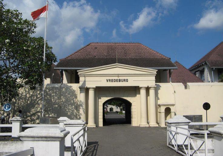 Benteng Vredeburg, Jogja