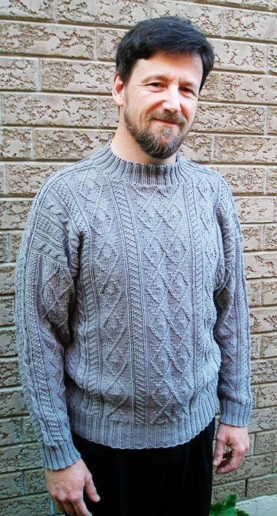 Arguyle gansey pullover: Knitty First Fall 2013 The details on this gansey are gorgeous!