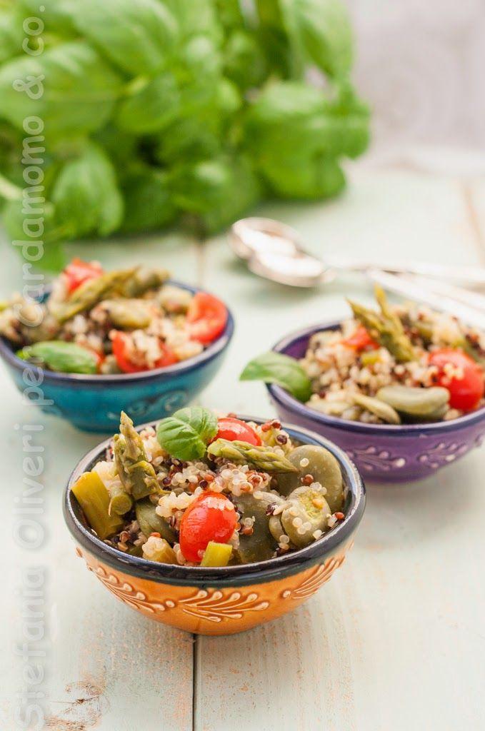 quinoa primaverile