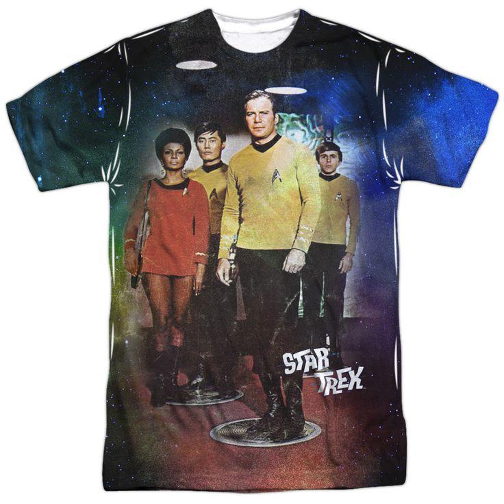 Star Trek: Transport Sublimated T-Shirt