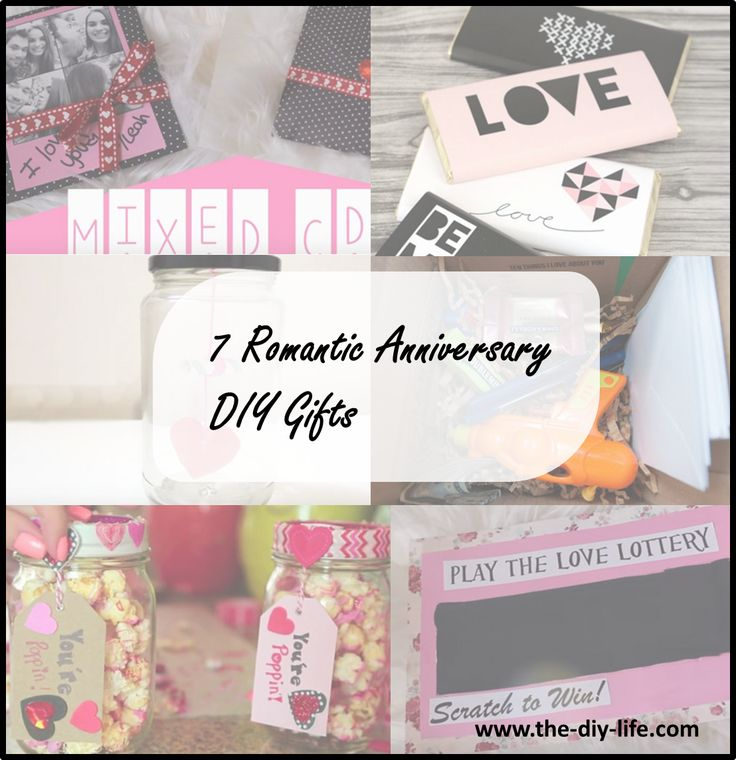 1000+ Ideas About Homemade Romantic Gifts On Pinterest