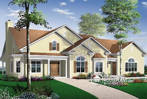 1000 images about lakefront cottage home plans country for Fortified home plans