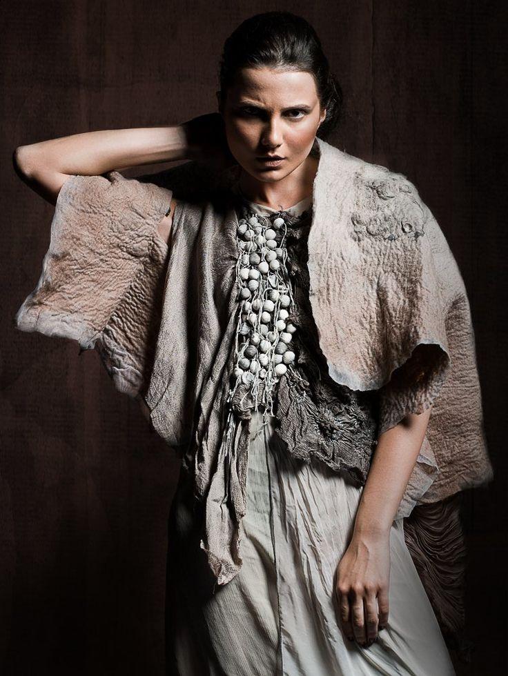 Textile Designer Maka Kakashvili