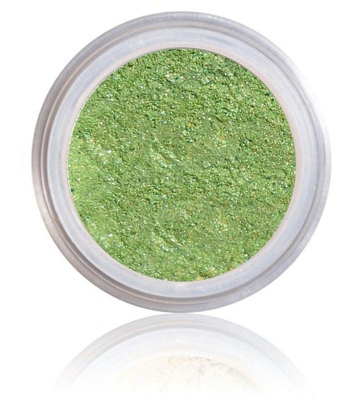 Vert Eyeshadow - Mineral Makeup | Natural Mineral Cosmetics | Vegan + Cruelty Free | ORGLAMIX.COM