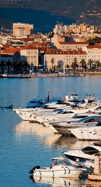 Split,Croatia. I want to go see this place one day. Please check out my website thanks. www.photopix.co.nz