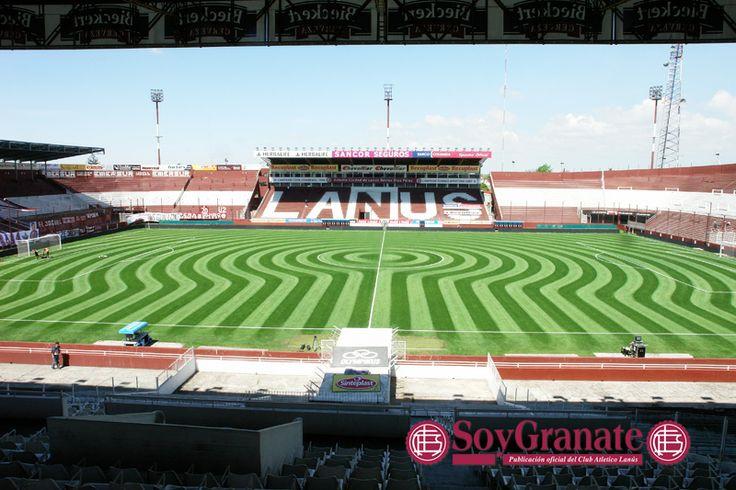 Estadio del C.A.Lanus