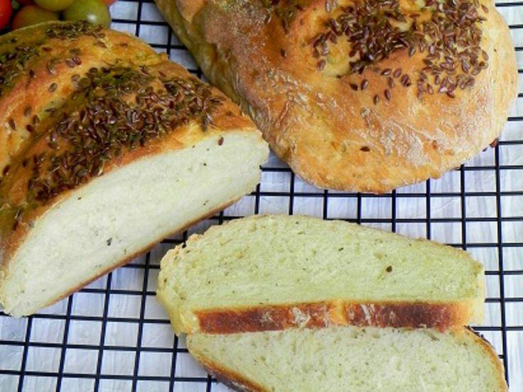 Chleb cukiniowy - medium