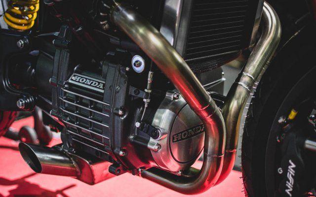 HONDA CX500 GTS - Sacha Lakic Design 2014