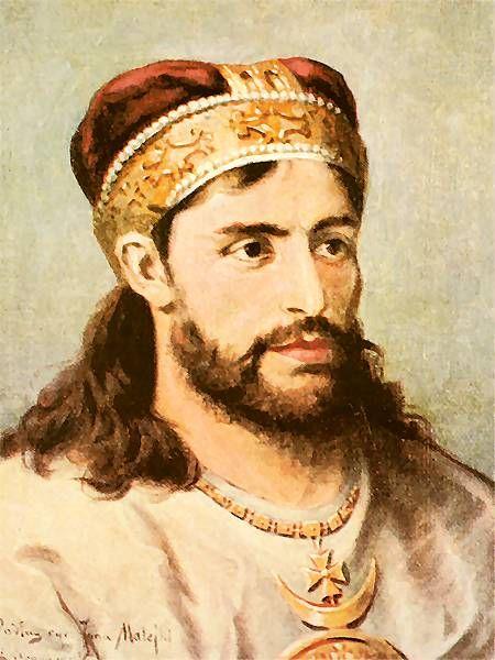Casimir the Just,   Jan Matejko