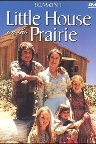 Little House on the Prairie. Watching this with Emma and Bubba for the first time, Emma really loves it.