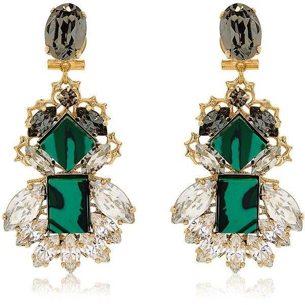 ANTON HEUNIS Tamara Collection Earrings ($285)