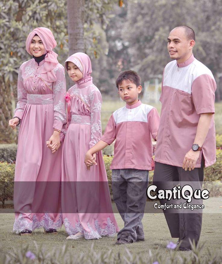 Cantique-Sarimbit-Gamis-Pesta-Modern-Pink.jpg (806×960)