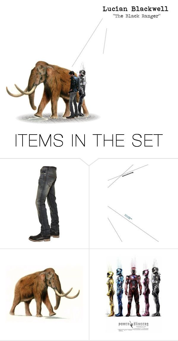 """The Black Ranger"" by natasha-maree13 ❤ liked on Polyvore featuring art, country and polyvoreeditorial"