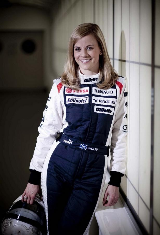 Сьюзи: «Формула-1 - это высшее соревнование для любого гонщика. Это назначение дает мне возможность получить новые и улучшить имеющиеся навыки, полученные в DTM. В ответ я могу поделиться своим опытом и техническими знаниями, накопленными за время выступления в разных дисциплинах. И я хочу доказать, что женщины способны играть серьезную роль на высших уровнях автоспорта». Ранее в марте «Маруся» объявила о появлении в их составе испанской гонщицы Марии де Вильоты, ставшей тест-пилотом…