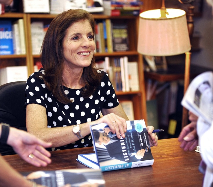 17 Best Images About Caroline Kennedy On Pinterest