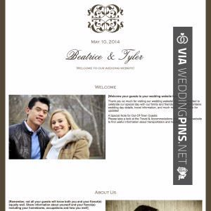 Best 25 Wedding Website Examples Ideas On Pinterest Web Design Dj And Inspirational Websites