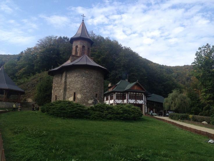 Biserica Mânăstirii Prislop in Silvașu de Sus, Hunedoara