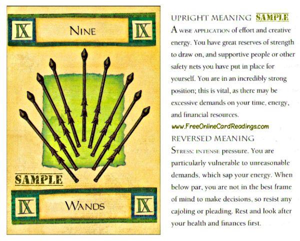 Free Online Tarot Card Readings-The Art Of Tarot By Psychic Medium Liz Dean