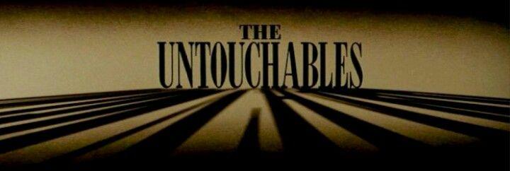 The Untouchables. Brian De Palma (1987)