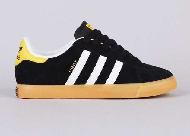 adidas campus vulc black and white background