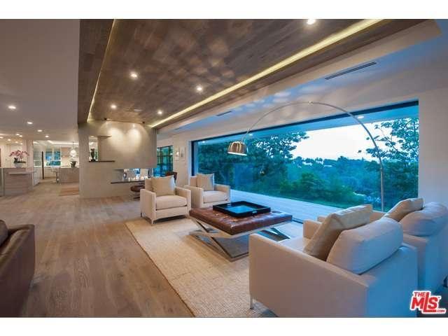 Indoor Outdoor Living Exemplified At 1750 Westridge Rd Los Angeles Room LoungeLiving