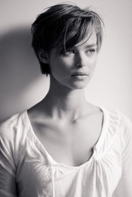 pixie cut hairstyles for round faces   Best Hairstyles