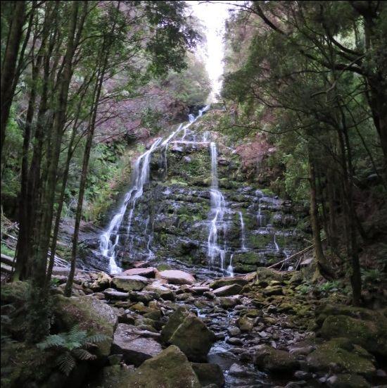 Nelson Falls, Tasmania | Snapshot Inspiration: My favourite bits of Tassie | On the Road to Travel