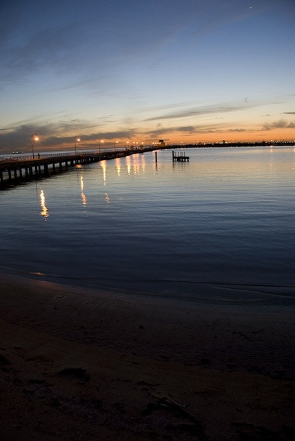 St Kilda Pier by OceanBlue Creative, via Flickr Melbourne Victoria Australia