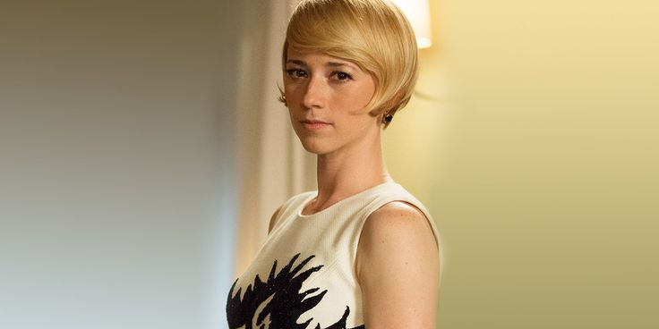 Yes, I still watch Revenge and yes, it might be because of Margeaux's hair.