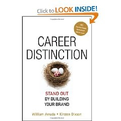 Career Distinction.  Stand Out By Building Your Brand.