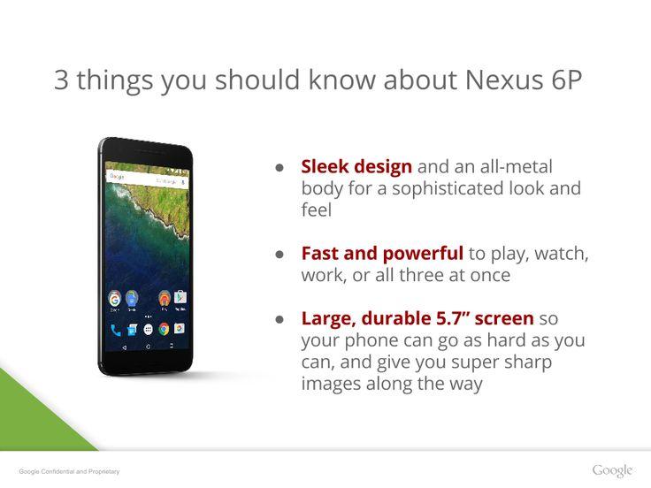 Já sabe o preço do novo Nexus 6P? ~ Apps do Android